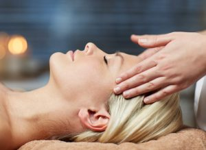 Areaora masaža obraza